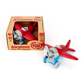 Đồ chơi máy bay Green Toys cho bé từ 1 tuổi - Đỏ