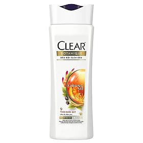 Dầu Gội Sạch Gàu CLEAR Thảo Dược (140g)