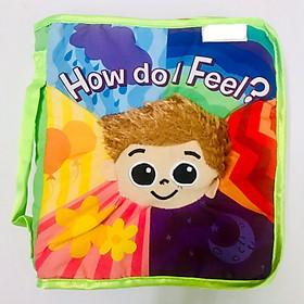 Sách vải How do i feel?