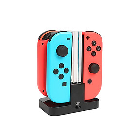 BUBM Nintendo Switch Accessories Switch Handle Host Charger Joy-Con PRO Handle Multifunction Charger SWITCH-CDZ01