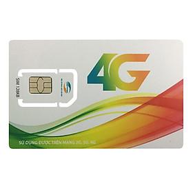 Sim 4G Viettel tặng 4GB/ Ngày - Hàng Chính Hãng