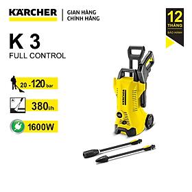Máy Phun Rửa Áp Lực Cao Karcher K3 Full Control