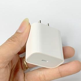 Củ sạc nhanh PD 18w cho Iphone 6, 7, 8, x, 11 Công nghệ sạc Quick Charger cổng Type C công suất cao KLH