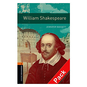 Oxford Bookworms Library (3 Ed.) 2: William Shakespeare Audio CD Pack