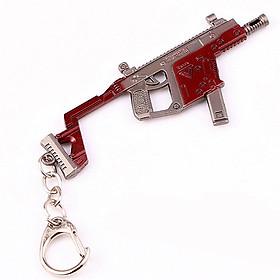 Móc khóa mô hình trong Game PUBG mẫu Victor Red