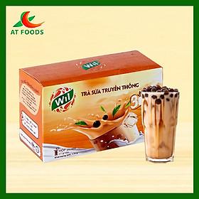 Trà sữa Truyền Thống WIL_Trà hòa tan- Hộp 170g (17g x 10 gói)