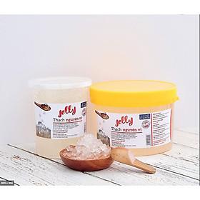 Thạch Jelly Nguyên Vị - Hùng Chương - 2.2kg