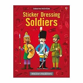 Usborne Sticker Soldiers
