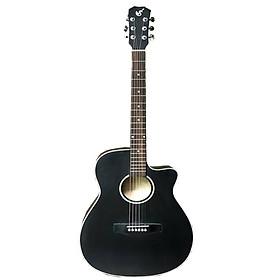 Đàn guitar có ty giúp chống cong cần SVA1