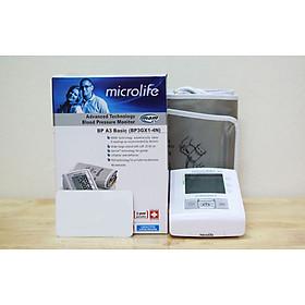 Máy Đo Huyết Áp Bắp Tay Microlife A3 Basic
