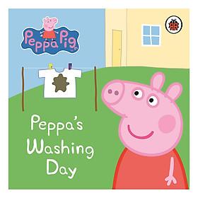 Peppa Pig: Peppa's Washing Day: My First Storybook