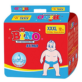 Tã Dán Bino Sumo (12 Miếng)