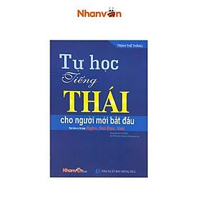 Sách - Tự Học Tiếng Thái Cho Người Mới Bắt Đầu