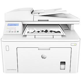 Máy In Laser Trắng Đen Đa Năng HP LaserJet Pro MFP M227SDN (In,Scan, Copy, In 2 mặt tự động)_G3Q74A - Hàng Chính Hãng