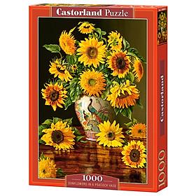 C103843 Đồ chơi ghép hình puzzle Sunflower 1000 mảnh Castorland