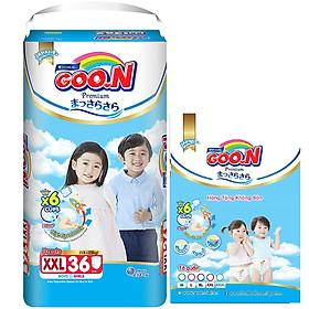 Tã Quần Goo.n Premium Gói Cực Đại XXL36 (36 Miếng) - Tặng thêm 6 miếng cùng size-0