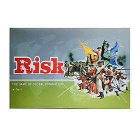 Trò Chơi Cờ Chiến Thuật Boardgame Risk - Thống Trị Thế Giới Tiếng Anh Chất Lượng Cao