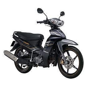 Xe Máy Yamaha Sirius Vành Đúc - Đen + Tặng Combo 4 Quà Tặng