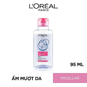 Bộ sản phẩm làm sạch và dưỡng da căng mướt L'Oreal Paris