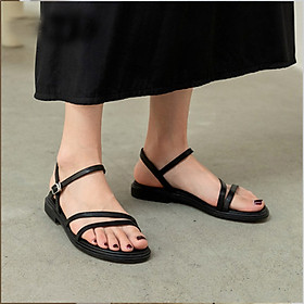 Dép sandal nữ học sinh hot trend 2020 phối dây Bền Đẹp G07