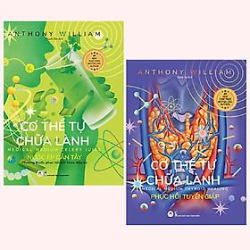 Combo Sách Sức Khỏe Dinh Dưỡng Hay: Cơ thể tự chữa lành Nước Ép Cần Tây + Phục Hồi Tuyến Giáp (Bí quyết ăn xanh / sống lành / trẻ hóa bản thân ) + đăng với cuốn
