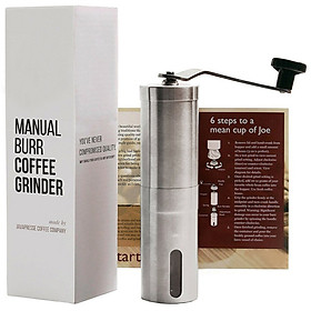 Home House Wife Stainless Steel Hand Coffee Power Toll Machine Coffee Grinder Pepper Mill Ground Coffee Mill Breakfast