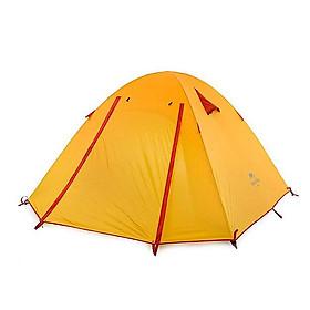 Lều Phượt Du Lịch Cắm Trại 4 Người Siêu Nhẹ Gấp Gọn Chống Thấm Chống Nóng Dễ Sử Dụng Naturehike NH18Z044-P