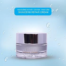 Kem Chống Lão Hóa Cho Da Nhạy Cảm Da Khô Hỗn Hợp Skinicer Repair Cream 30gr - Đức