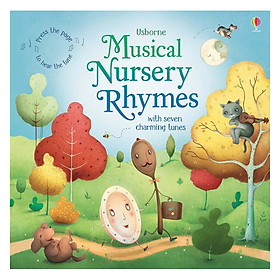 Usborne Musical Nursery Rhymes
