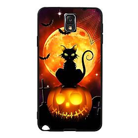 Hình đại diện sản phẩm Ốp lưng Halloween viền TPU cho điện thoại Samsung Galaxy Note 3 - Mẫu 05