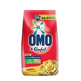 Bột Giặt OMO Comfort Tinh Dầu Thơm (5.5kg)