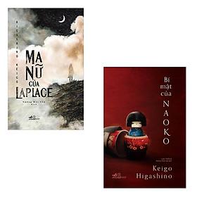 Combo Ma Nữ Của Laplace + Bí Mật Của Naoko