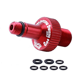 Mountain Bike Bicycle Rear Shock Suspension IFP Air Valve Adapter Tool