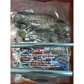 500 gram khô cá sặc không mặn loại 2 - hút chân không
