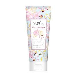 Sữa rửa mặt dành cho da khô HƯƠNG HOA ENESTI Hàn quốc ( 120ml)