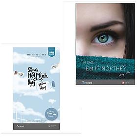 Combo 2 cuốn tâm lý hay: Sống Hết Mình Cho Ngày Hôm Nay + Tại Sao Em Ít Nói Thế