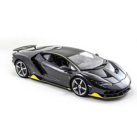 Mô Hình Xe Lamborghini Centenario Black 1:18 Maisto MH-31386