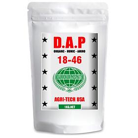 Phân bón nhập khẩu : DAP organic-humic-amino 18-46 usa