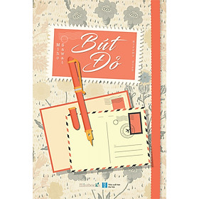 Bút đỏ - Tặng 1 bookmark