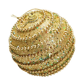 Christmas Tree Decor Ball Bauble Xmas Party Luxurious Hanging Ball Ornament decorations for Home Christmas Baubles Kid Gift