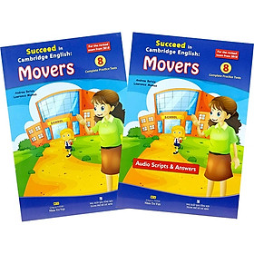 Succeed In Cambridge English: Movers 8