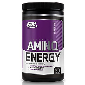 Optimum Nutrition Amino Energy Concord Grape 30 Serve 270g