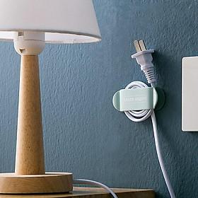 SET 4 bộ nẹp dây điện dán tường đa năng