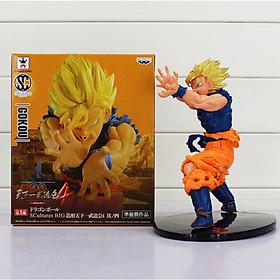 Mô Hình Son Goku Scultures Big - Dragon Ball