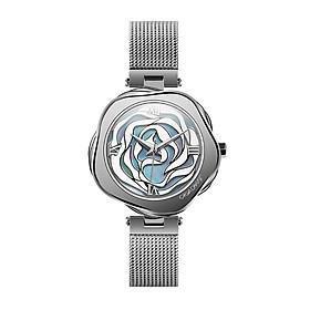 Đồng hồ thiết kế Xiaomi CIGA dành cho nữ với vòng cổ hoa hồng Cơ khí Nhật Bản
