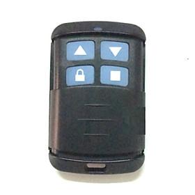 Remote điều khiển cửa cuốn tự học lệnh tần số 433Mhz