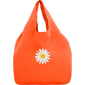 Túi Vải Tote Bag  Phong Cách Nhật Bản Hoa Cúc XinhStore