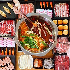 Food House - Đệ Nhất Buffet Lẩu Thái 2 Ngăn