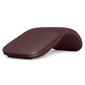 Chuột Bluetooth 4.0 Surface Pro Arc Mouse siêu mỏng gọn nhẹ ôm tay - Hàng chính hãng