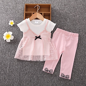 Váy bé gái phong cách Hàn Quốc (1,2,3,4,5 tuổi)